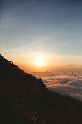 Mount Batur, Bali - p1002m1082881 von christian plochacki