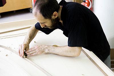 Harpsichord - p1371m1466260 by virginie perocheau
