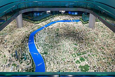 Shanghai Urban Planning Exhibition Center - p1558m2132791 by Luca Casonato