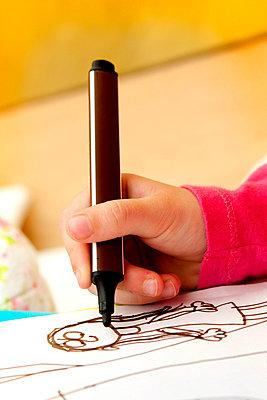 Doodling - p896m834571 by Arenda Oomen