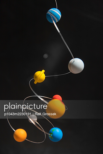 Astronomie - p1043m2230191 von Ralf Grossek