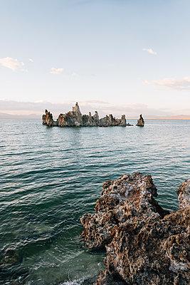 Mono Lake - p1507m2020556 by Emma Grann