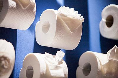Roll of paper - p680m1082953 by Stella Mai