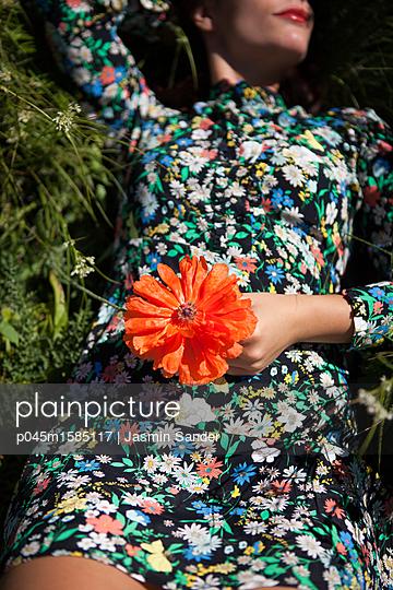 Sommerzeit - p045m1585117 von Jasmin Sander