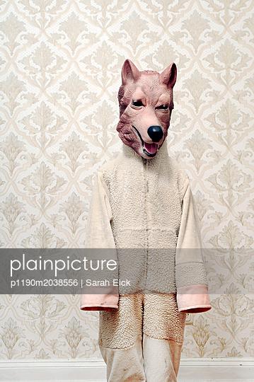 Wolf  - p1190m2038556 von Sarah Eick