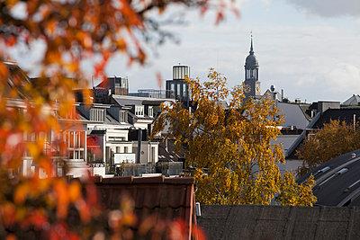 view in Hamburg - p1095m1083029 by nika