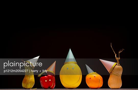 Obst und Gemüse Party - p1212m2054227 von harry + lidy