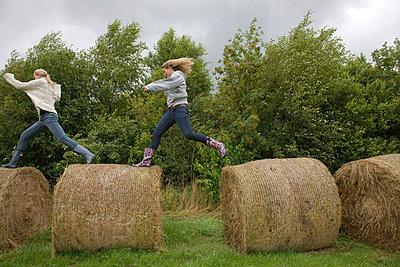 Spaß auf dem Lande - p3800096 von Katja Zimmermann