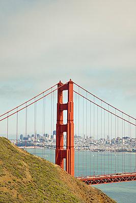 Golden Gate View Point - p1196m1182367 von Biederbick & Rumpf