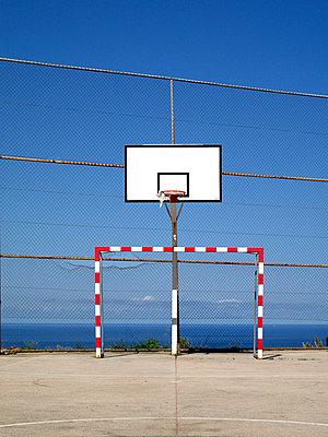 Spielfeld, Mallorca - p1021m1492722 von MORA