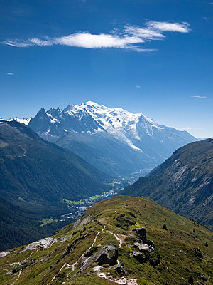 Alpine landscape - p3882772 by Donna Weather