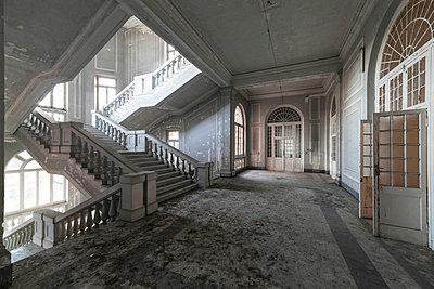 Abandoned manicomio - p1440m1497515 by terence abela