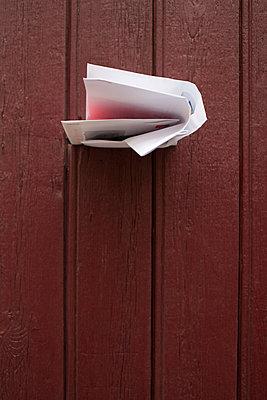Die Post ist da - p447m968011 von Anja Lubitz