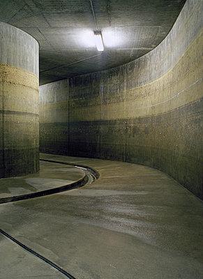 Rain storage reservoir, Hirschgarten, Munich, Bavaria, Germany - p4901683 by Jan Mammey