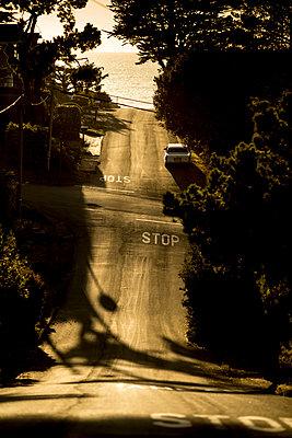 Cambria, Kalifornien - p552m1074259 von Leander Hopf