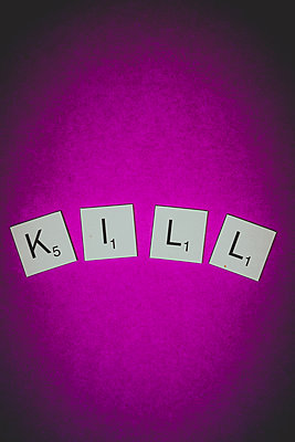 KILL - p1628m2195864 by Lorraine Fitch