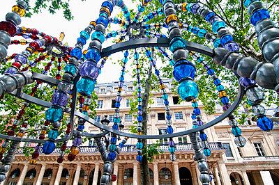 France;  Paris;  Place Colette;  Palais Royal Metro Station Entrance - p644m805313 by Charles Bowman