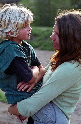 Mutter und Sohn - p2190016 von Carsten Büll
