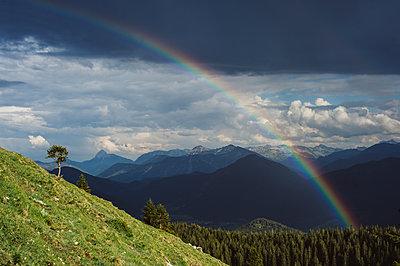 Regenbogen - p1326m2022121 von kemai