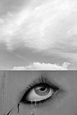 Eye - p1245m1043395 by Catherine Minala