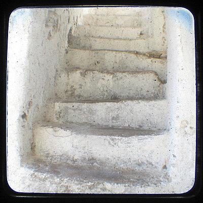 Treppe - p9111689 von Ingeborg Vandenbunder
