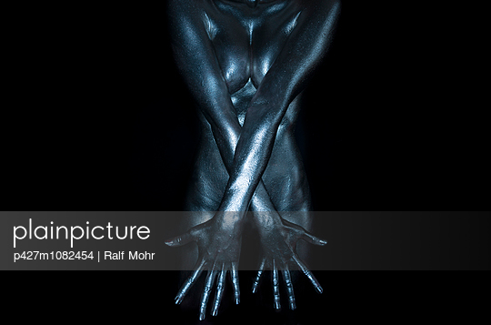 Body paint - p427m1082454 by Ralf Mohr