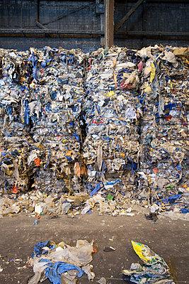 Recycling - p1197m1091107 von Stefan Bungert