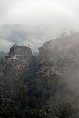 Elbe Sandstone Mountains - p229m948619 by Martin Langer