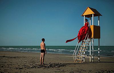 Romance - p1081m832363 by Cédric Roulliat