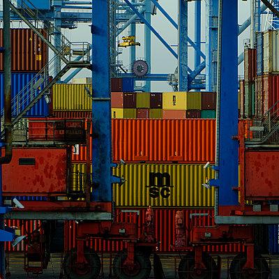 Container - p1105m2125106 von Virginie Plauchut