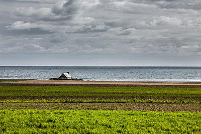 Haus an der Bretonischen Küste - p248m1541140 von BY