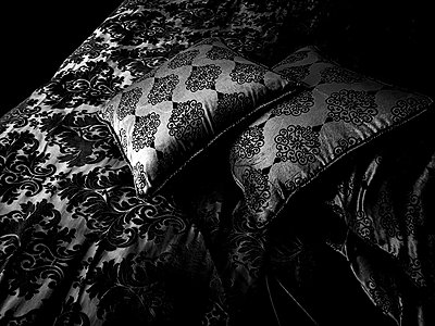 Bedspread and cushions  - p945m2215111 by aurelia frey