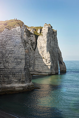 Etretat - p1198m1127652 by Guenther Schwering