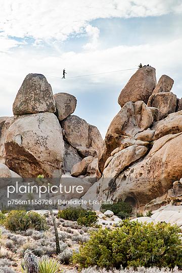 Palm Springs - p756m1158726 von Bénédicte Lassalle