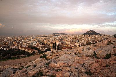 Athen  - p1301m2016051 von Delia Baum