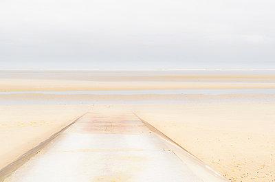'Utah Beach' in der Normandie IV - p1096m880053 von Rajkumar Singh