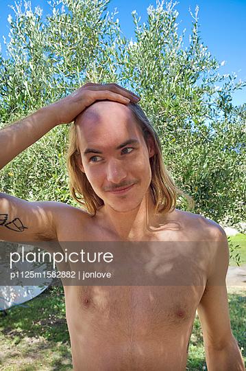 Head shaving - p1125m1582882 by jonlove