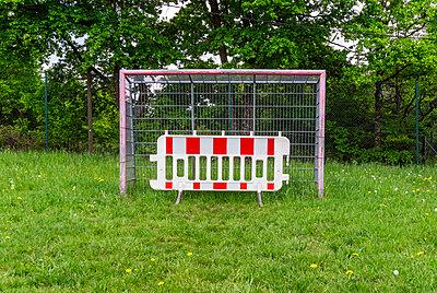 Blocked Goal - p1684m2272126 by Klaus Ohlenschlaeger