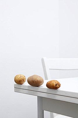 Three Potatoes I - p237m793477 by Thordis Rüggeberg