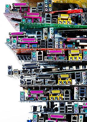 Computerschrott - p509m995637 von Reiner Ohms