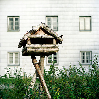 Birdhouse - p2670276 by Ingo Kukatz