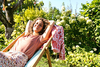 Entspannung  - p788m2045002 von Lisa Krechting