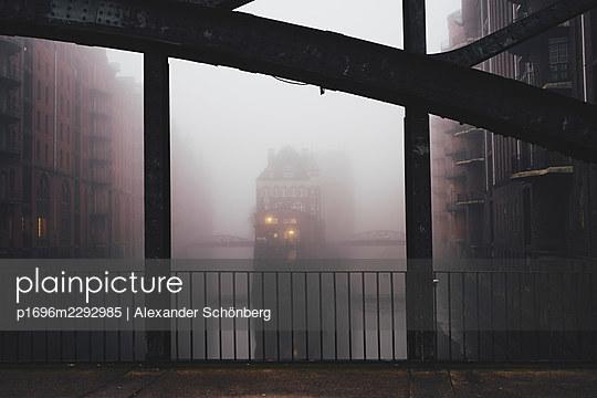 Speicherstadt - p1696m2292985 by Alexander Schönberg