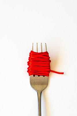 Noodle Concept - p1436m2044668 by Joseph S. Giacalone