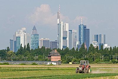 Ländliches Frankfurt - p4170111 von Pat Meise