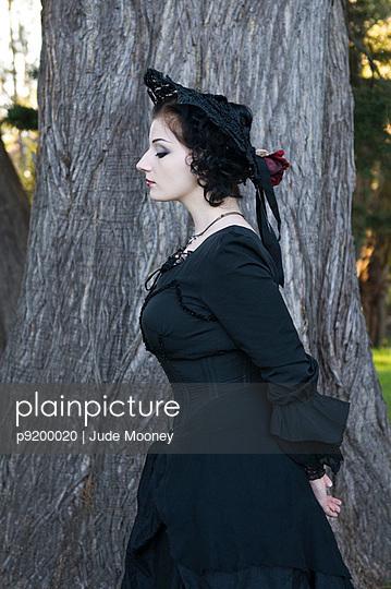 Gothic - p9200020 von Jude Mooney