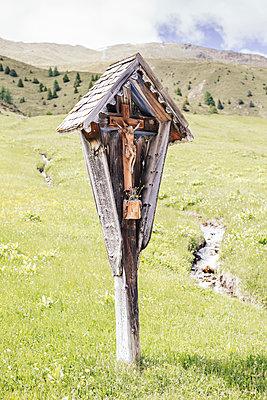 Holzkreuz - p1357m1488487 von Amadeus Waldner