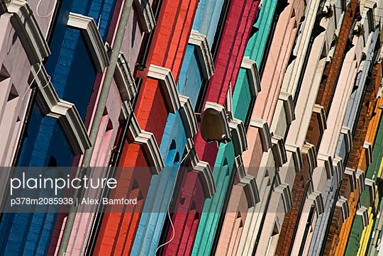 Rainbow street - p378m2085938 by Alex Bamford