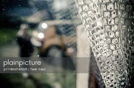 Looking out of window - p1118m2143005 by Tarik Yaici