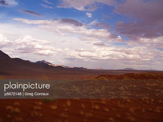 Namibische Wüste - p5672148 von Greg Conraux